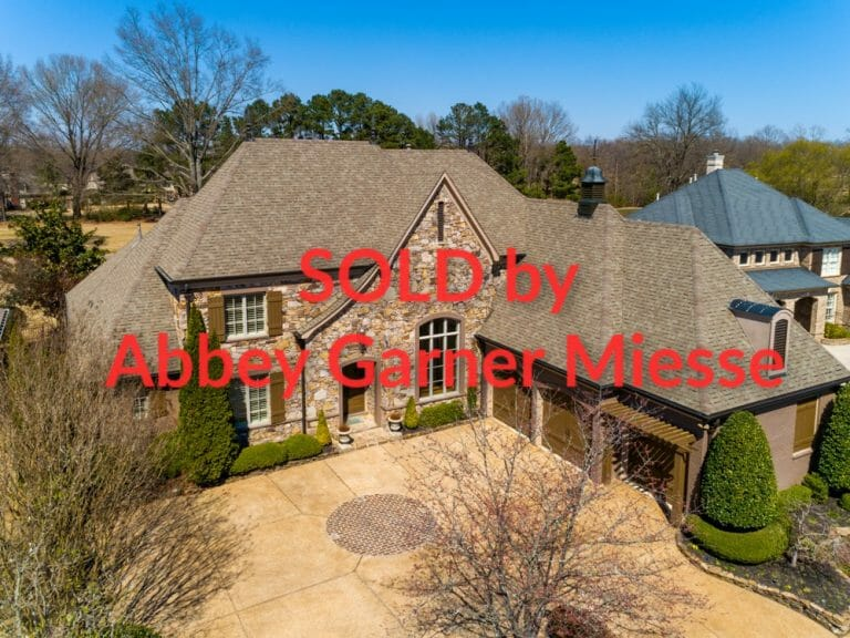 10310 Statfield Drive, Collierville, Tennessee - SOLD!!